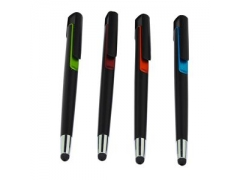 Στυλό πλαστικό σε 4 χρώματα ασορτι με βεντουζα για tablet