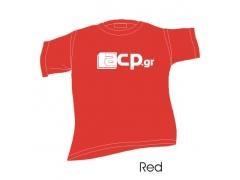 Μπλούζα γυναικεία κόκκινο KEYA EUROPE 180g/m2
